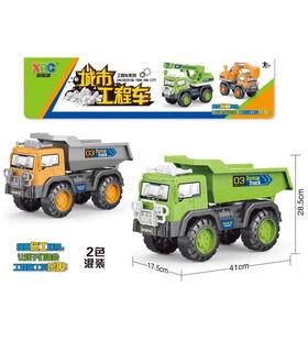 CAMION DUMP 41 CM - Mașini agricole, de construcții și militare
