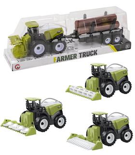 MAȘINĂ AGRICOLĂ CU LEMN - Mașini agricole, de construcții și militare