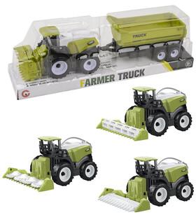 MAȘINĂ AGRICOLĂ CU CONTENITOR - Mașini agricole, de construcții și militare
