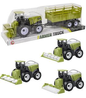 MAȘINĂ AGRICOLĂ CU REMORCĂ - Mașini agricole, de construcții și militare